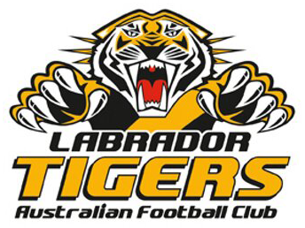 Labrador Tigers AFL Club Logo