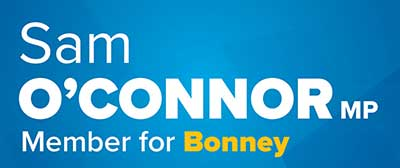 Sam O'Connor Member for Bonney