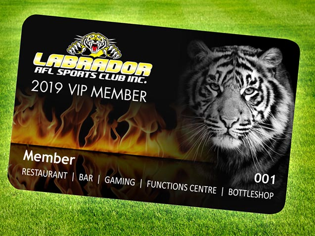 Roarwards Labrador AFL Sports Club Membership